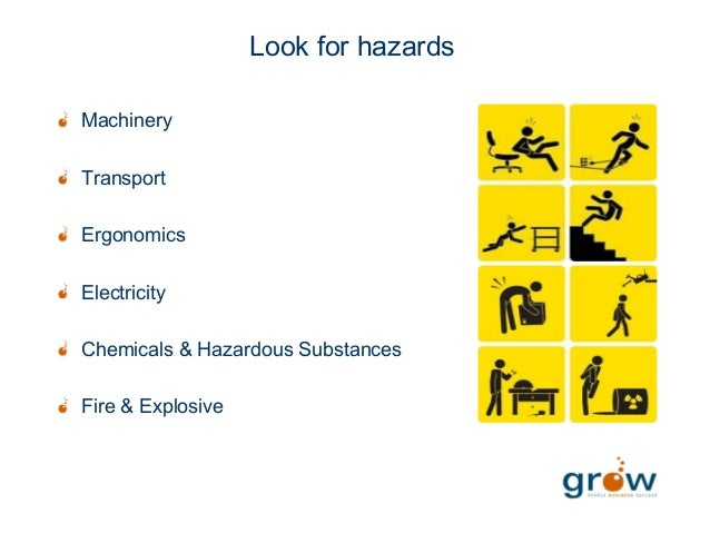 identifying work place hazards construction essay Workplace environment and its impact on  insufficient safety measures in fire emergencies and lack of personal protective equipment  the work place environment.