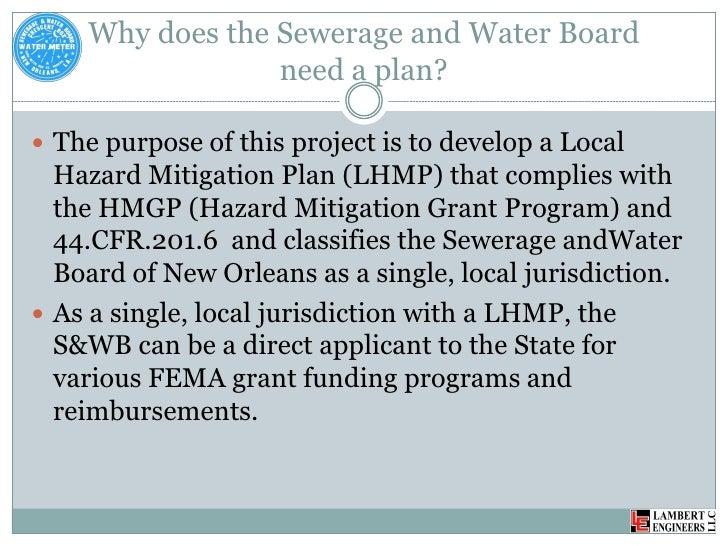 Hazard Mitigation Public Meeting #2