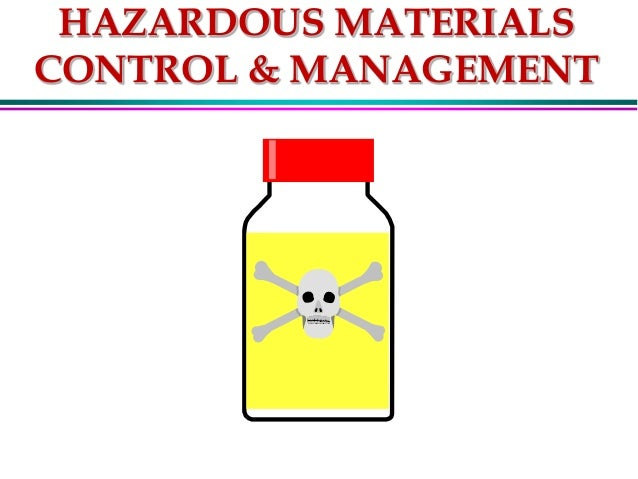 mgt 401 hazardous materials management Mgt 401 week 1 quiz business - management 1 question : hazardous  materials can be released intentionally in criminal acts or acts of terrorism  student.