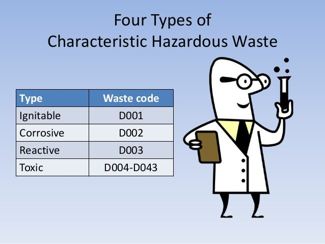 Hazardous Waste Management Hmd Hazwaste Label