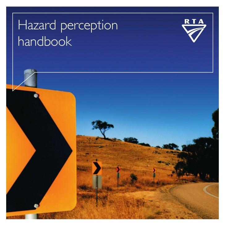 Hazard perceptionhandbook