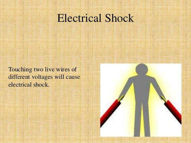 Direction Contact With Into Circuit Can Cause Electrical Shock