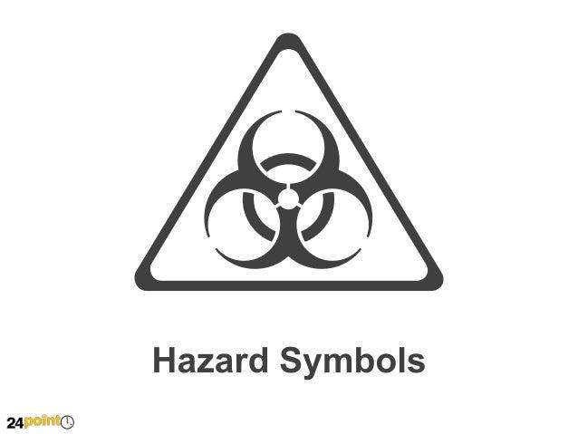 Hazard Symbols  Poisonous  Chemical Weapon  Non-Ionizing Radiation