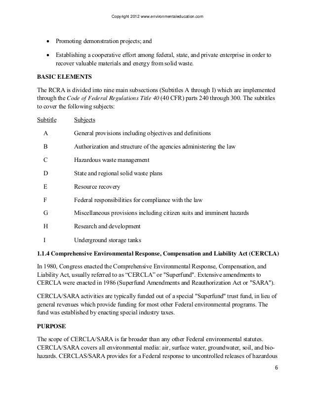 Hazwoper Hazardous Waste Site 40 Hour Student Initial Course Manual