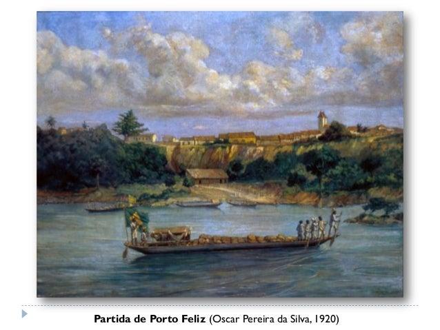 Partida de Porto Feliz (Oscar Pereira da Silva, 1920)