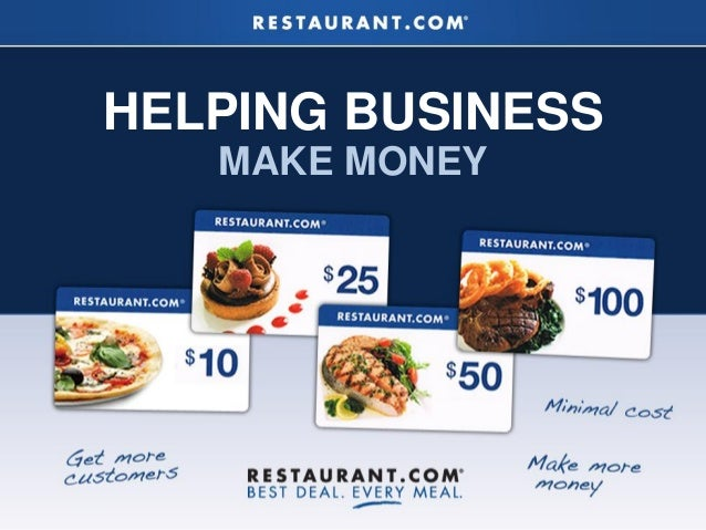 HELPING BUSINESS   MAKE MONEY