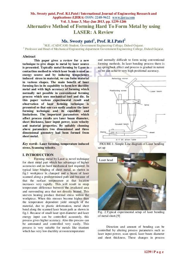 Ms. Sweety patel, Prof. R.I.Patel / International Journal of Engineering Research andApplications (IJERA) ISSN: 2248-9622 ...