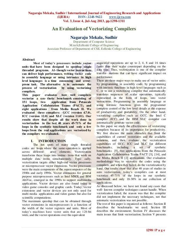 Nagaraju Mekala, Sudhir / International Journal of Engineering Research and Applications (IJERA) ISSN: 2248-9622 www.ijera...