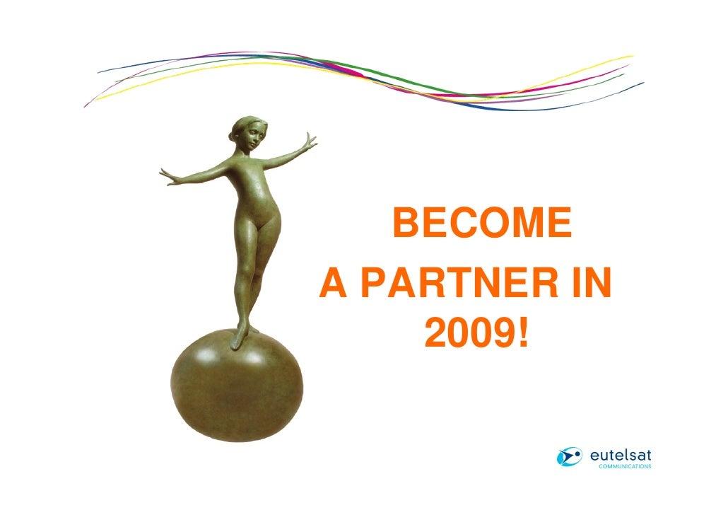 Hot Bird TV Awards 2009 Sponsorship Opportunities