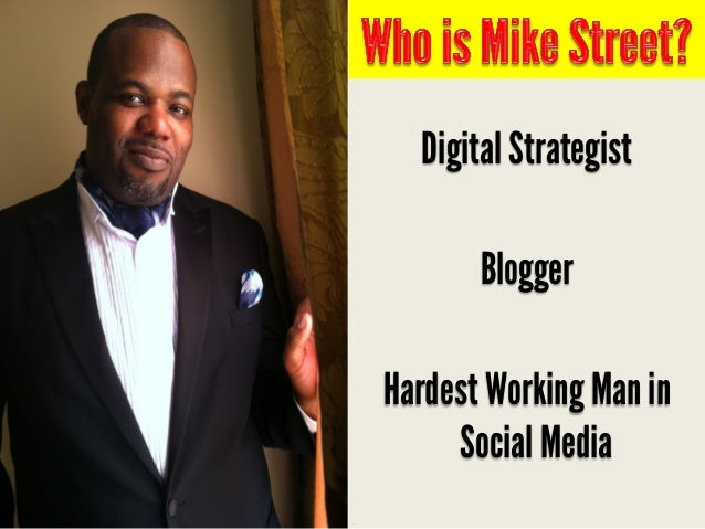 My HBA Presentation - Social Media and James Brown Slide 2