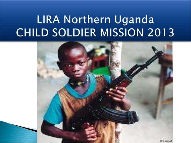 JOSEPH KONY – Leader and founder of the Lord's Resistance Army