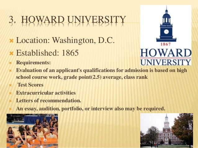 High School Principal Letter Of Recommendation: HBCU Information