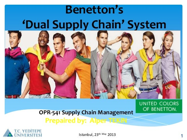 the benetton supply chain Created by chathura ravilal hapuarachchi benetton zara supply chain management benetton zara supply chain management involves planning, design, maintenance and control of the flow of.