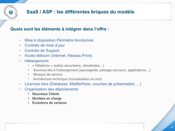Hebergement Saas Asp Forum Solutions As A Service Du Club Alliances