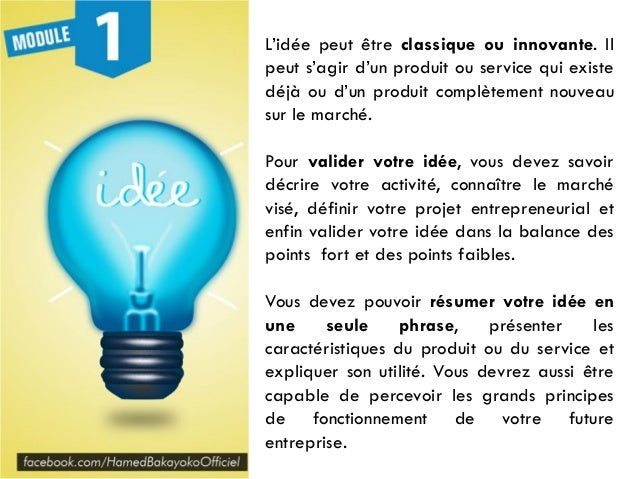 #ConcoursHB Formation entrepreneuriat Module 1 Slide 2