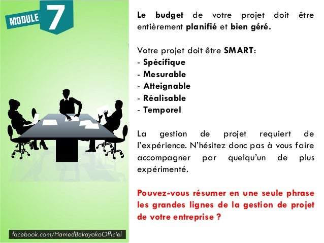 #ConcoursHB Formation entrepreneuriat Module 7