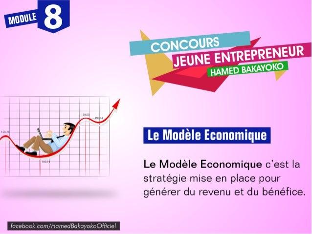 Le modèle économique définit la manière rationnelle dont une entreprise crée de la valeur ajoutée et se rémunère. Le modèl...