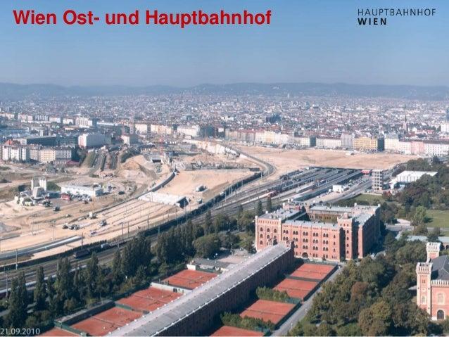 http://hauptbahnhof-wien.at Wien Ost- und Hauptbahnhof