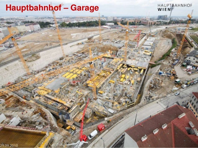 http://hauptbahnhof-wien.at Hauptbahnhof – Garage