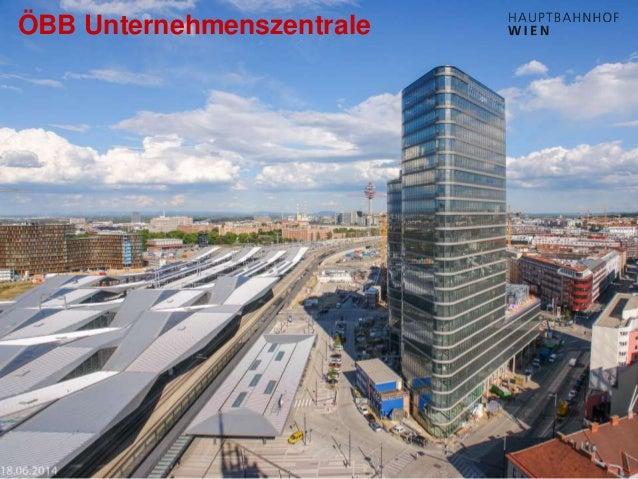 http://hauptbahnhof-wien.at ÖBB Unternehmenszentrale