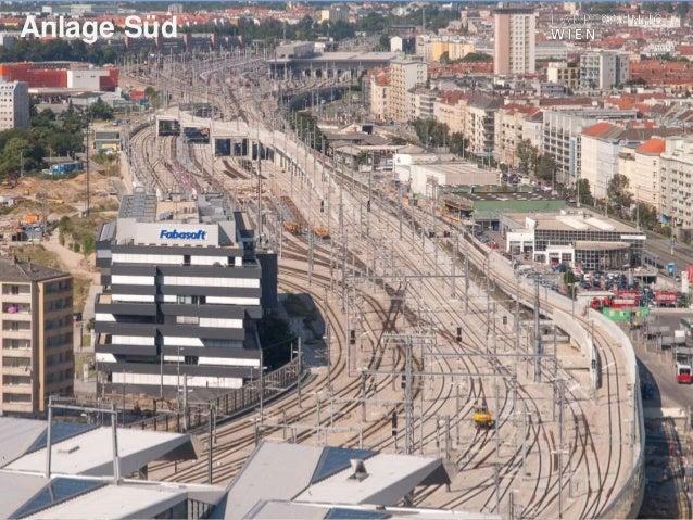 http://hauptbahnhof-wien.at Anlage Süd