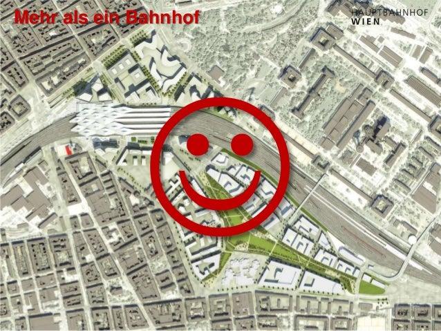 http://hauptbahnhof-wien.at Mehr als ein Bahnhof