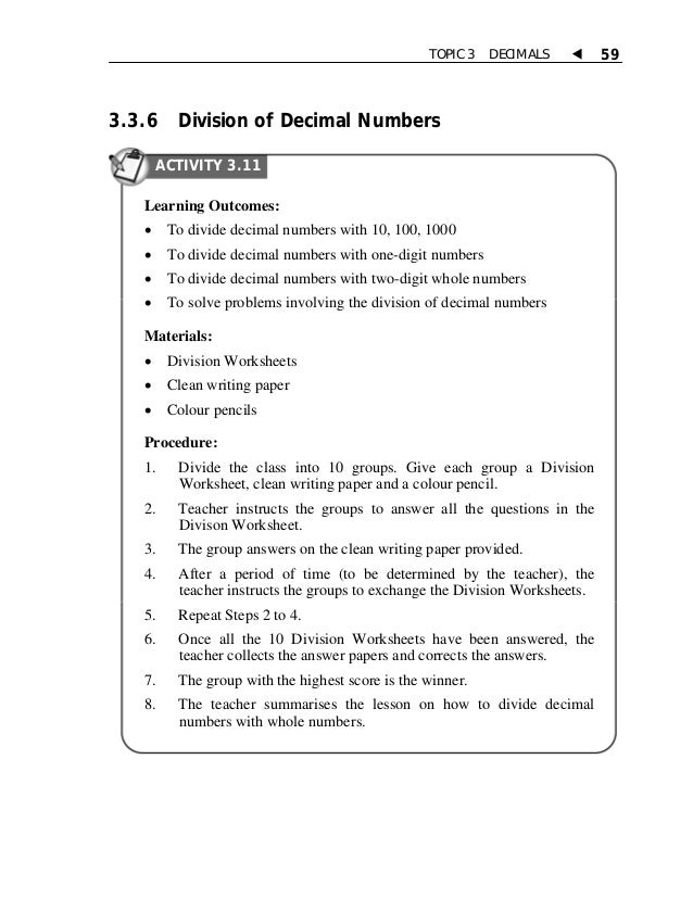 HBMT 3203 – Compatible Numbers Worksheet