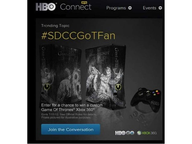 Hbo connectppt