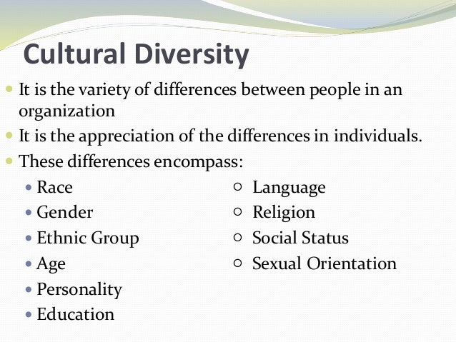 negative effects of cultural diversity in the workplace