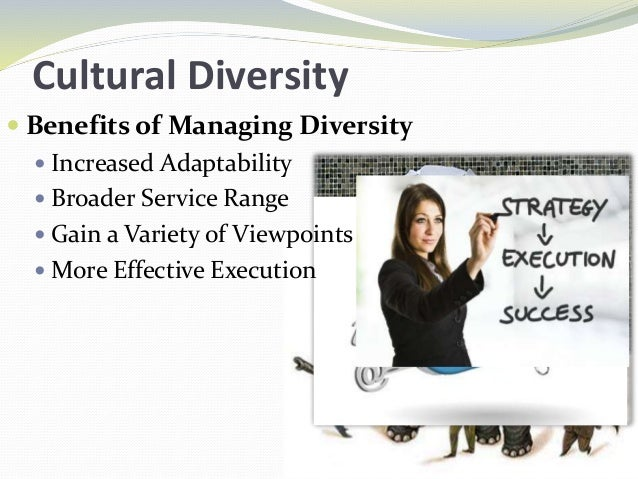 the challenges facing cultural diversity With some of the unique challenges faced by people with disabilities and their   state with a highly diverse population comprising many cultures and languages.
