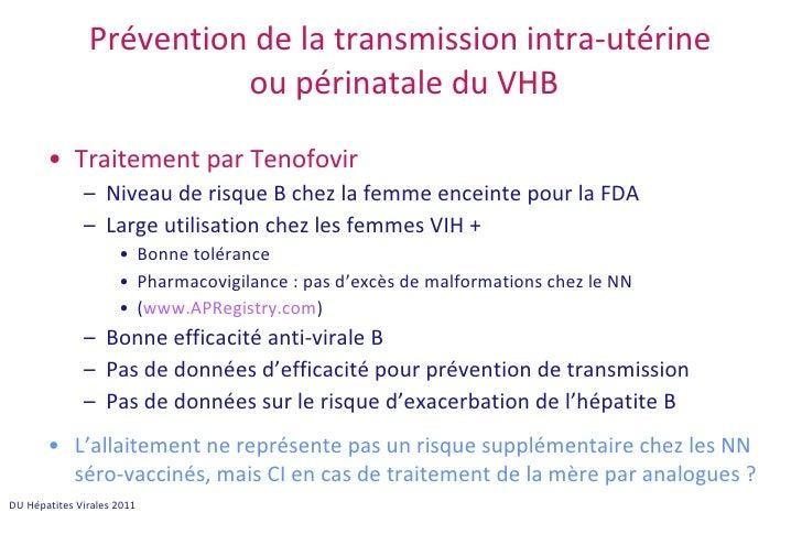 HBV et HCV_Femme enceinte et transmission mère enfant.ppt