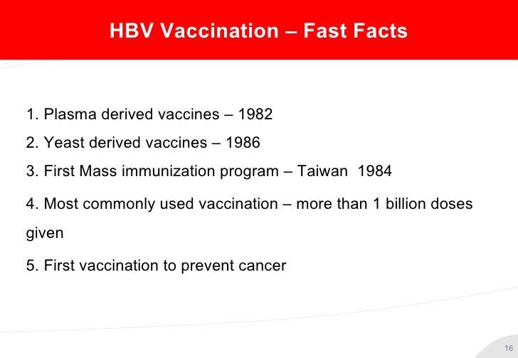 hepatitis b vaccine australian immunisation handbook