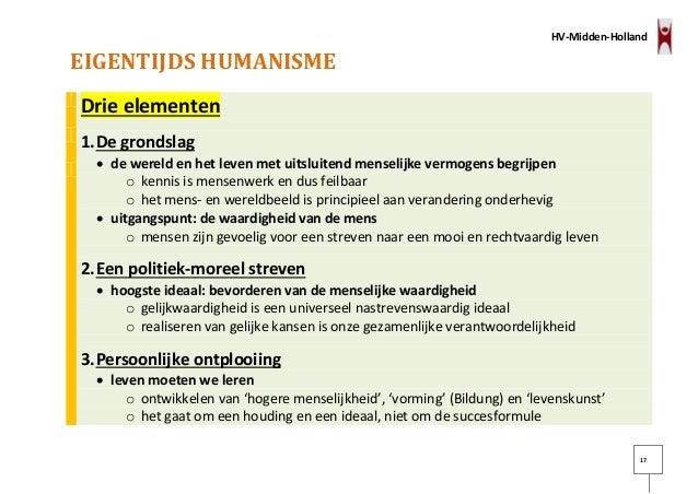Canon over eigentijds humanisme door peter de wit - Eigentijds leven ...