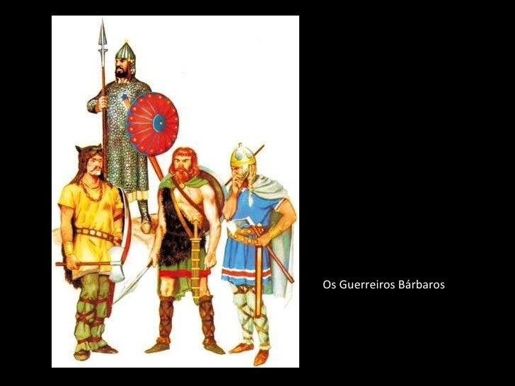 Os Guerreiros Bárbaros
