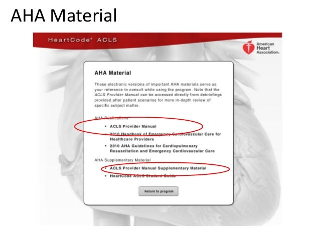 Acls manuals ebook acls manual code array aha ebook fandeluxe Images