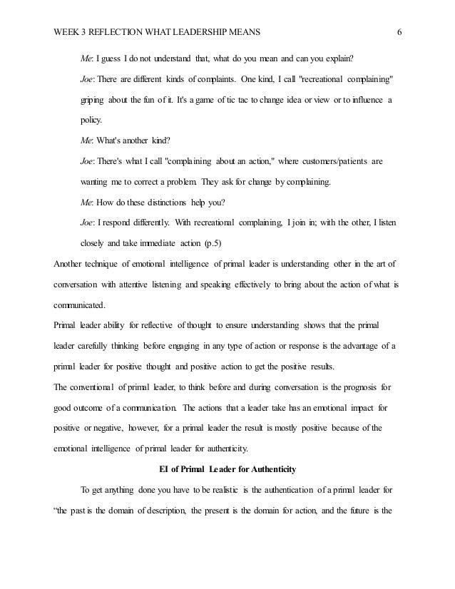 the art of conversation essay