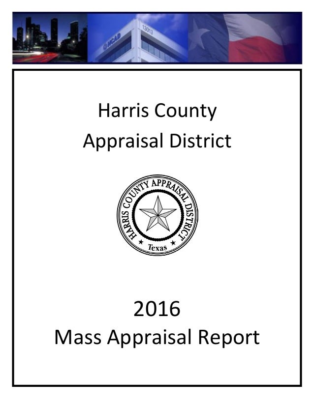 Harris County Property Tax Appraisal District