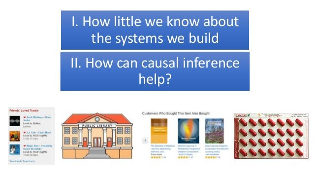 I. How little we know about the systems we build II. How can causal inference help?