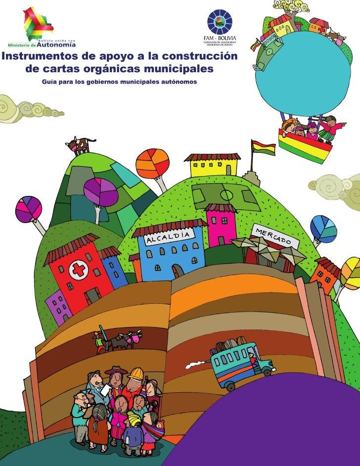 MERCADOEsta es una publicación del Ministerio de Autonomía, elaborada sobre la base de la Constitu-ción Política del Estad...