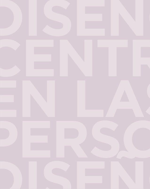 DISEÑO CENTR EN LAS PERSO