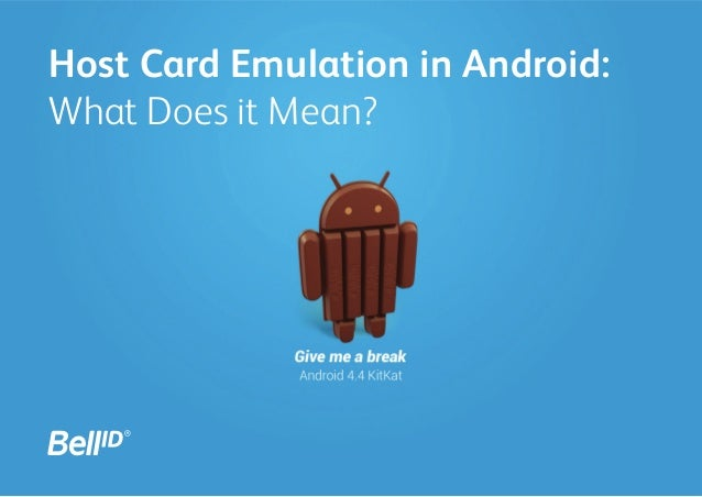 Host Card Emulation in Android: What Does it Mean?