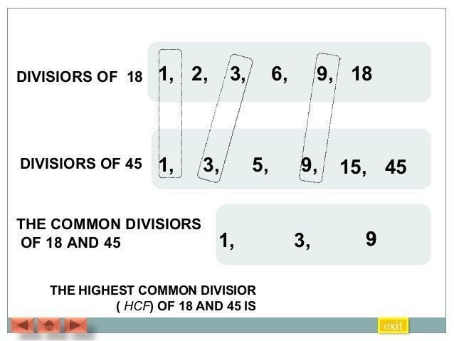 Hcf Slide 3