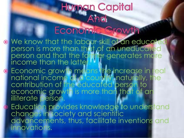 Human Capital is undoubtedly superb biological computer . It enables thinking process . Man has head start over other spec...
