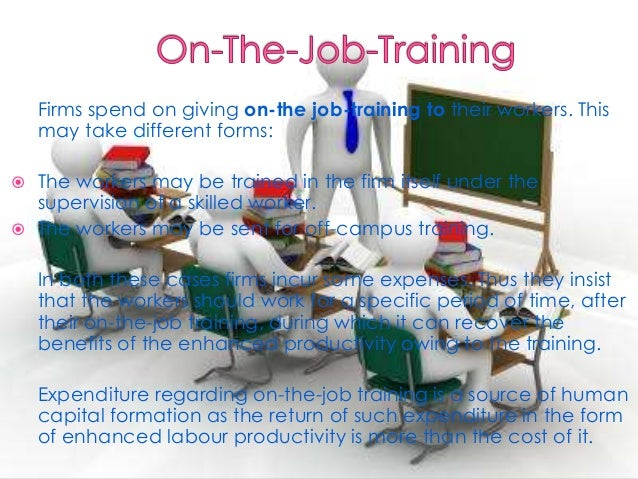  People spend to acquire information relating to the labour market and other markets like education and health.  This in...