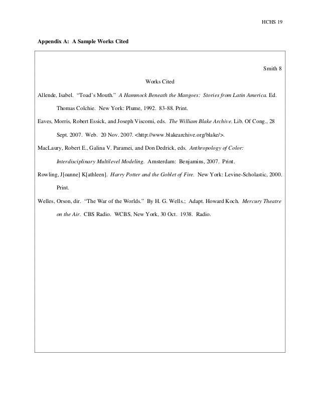 19  hc formal essay handout 2013 revision  rh   slideshare