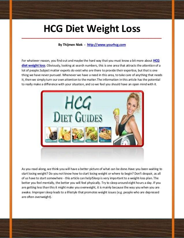 HCG Diet Weight Loss_____________________________________________________________________________________                 ...