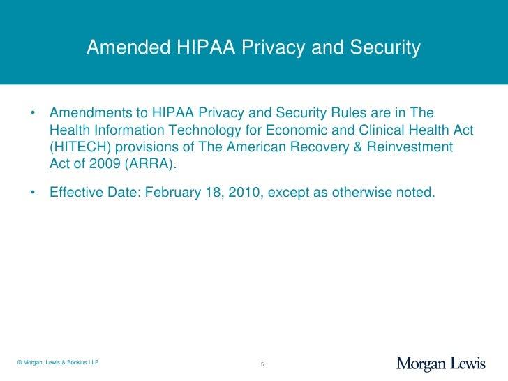 Healthcare Data Security Update