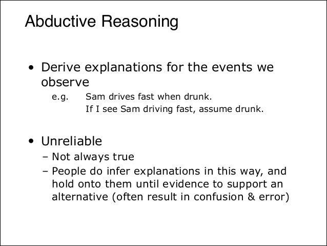 Learning abductive reasoning using random examples brendan juba.