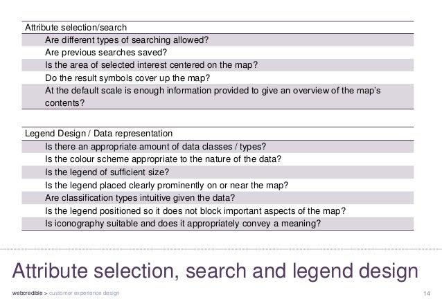 HCID2014: UX of online maps. Richard Johnston, Webcredible