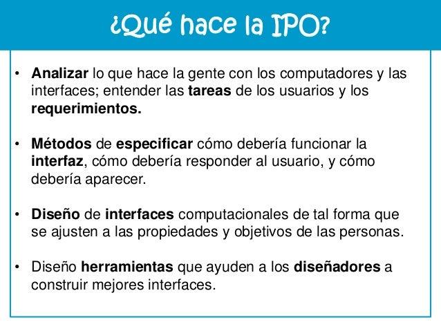 ¿Quiénes investigan en IPO?